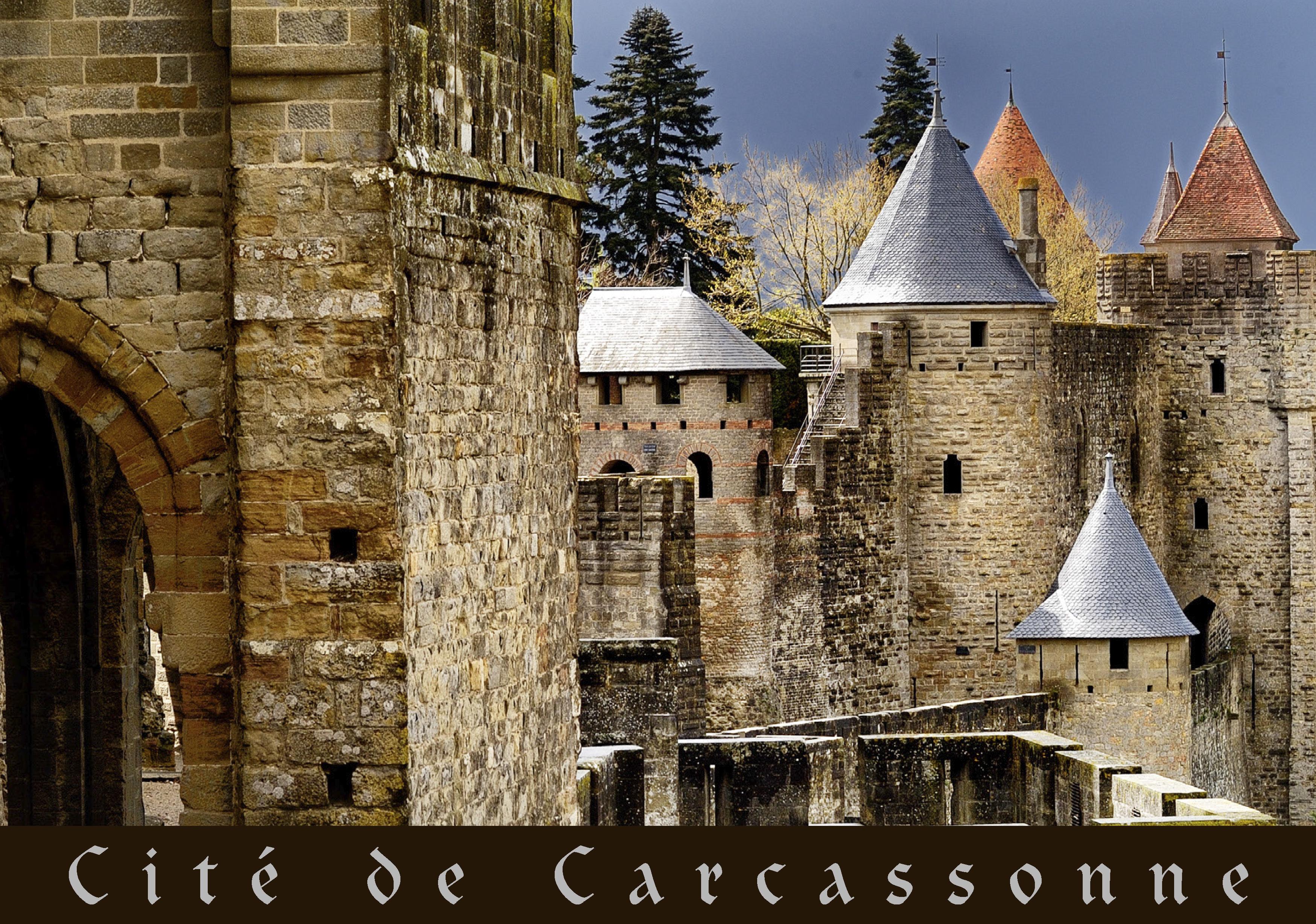 Cité-de-Carcassonne10x15-CC009