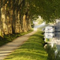 Canal-du-Midi-Ecluse-Trebes