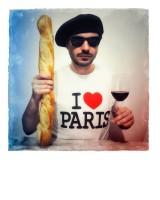 Polaroid-PolaPL-003-Beret-Baguette-Rouge