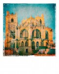 Polaroid-Narbonne-Cathedrale-POL012
