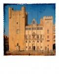 Polaroid-Narbonne-Palais-des-Archeveques-POL015