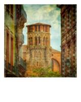 Polaroid-Toulouse-17-vieille-ville