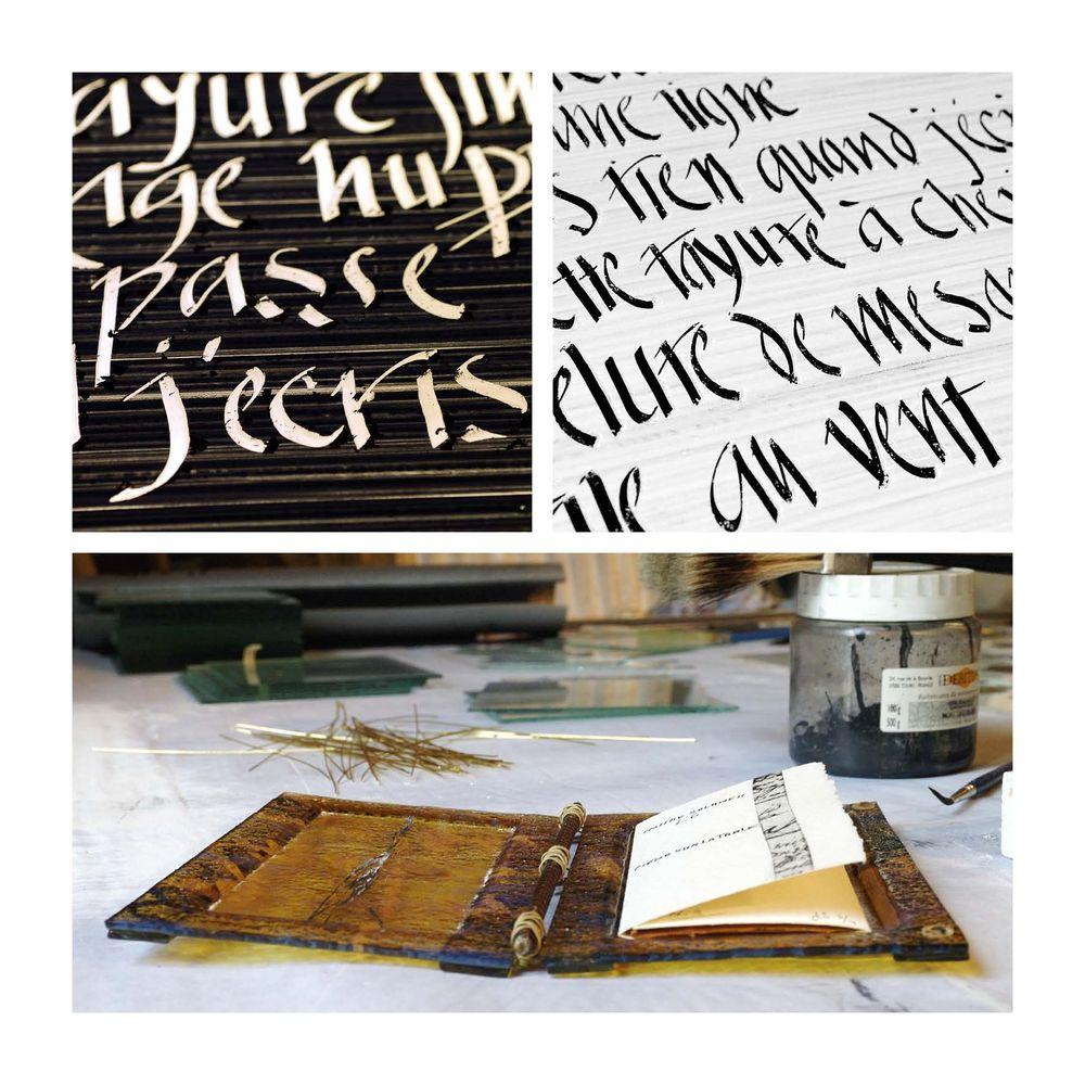 Extrait un instant des m tiers d art tome 1 ditions - Extrait inscription chambre des metiers ...