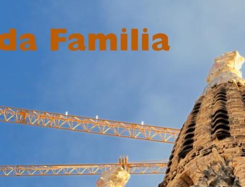 Sagrada Familia : étude panoramique
